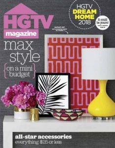 HGTV Magazine – February, 2018 [PDF]