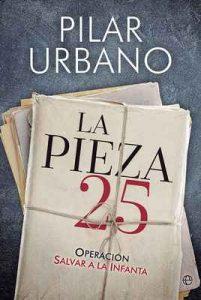 La pieza 25 – Pilar Urbano [ePub & Kindle]