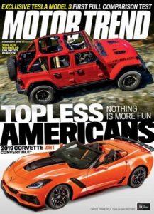 Motor Trend – February, 2018 [PDF]