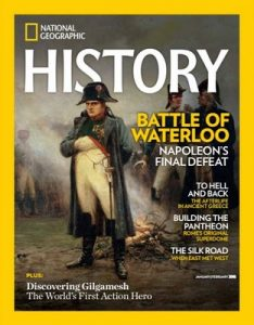 National Geographic History – February, 2018 [PDF]