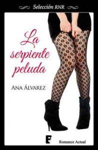 Serpiente peluda – Ana Álvarez [ePub & Kindle]