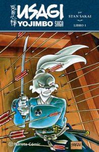 Usagi Yojimbo Saga Integral nº 01 (Usagi Yojimbo Integral) – Stan Sakai, Ignacio Bentz [ePub & Kindle]