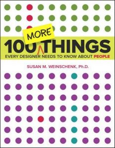 100 MORE Things Every Designer Needs to Know About People (Voices That Matter) – Susan Weinschenk [ePub & Kindle] [English]