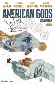 American Gods Sombras nº 03/09 – Neil Gaiman, Scott Hampton, Diego de los Santos [ePub & Kindle]