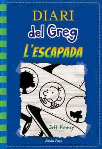 Diari del Greg 12. L'escapada – Jeff Kinney, David Nel·lo [ePub & Kindle] [Catalán]