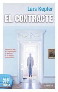 El contracte (Amsterdam) – Lars Kepler, Gemma Fabrés Segalés [ePub & Kindle] [Catalán]