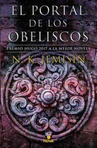 El portal de los obeliscos (La Tierra Fragmentada 2) – N.K. Jemisin [ePub & Kindle]