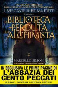 La biblioteca perduta dell'alchimista (Il mercante di libri maledetti Vol. 2) – Marcello Simoni [ePub & Kindle] [Italian]