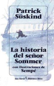 La historia del señor Sommer – Patrick Süskind, Ana María de la Fuente [ePub & Kindle]