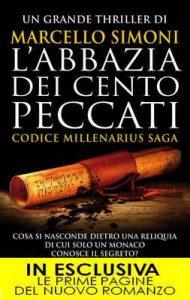 L'abbazia dei cento peccati (Codice Millenarius Saga Vol. 1) – Marcello Simoni [ePub & Kindle] [Italian]