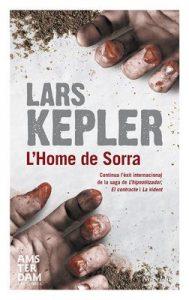 L'home de sorra (Novel-La (amsterdam)) – Lars Kepler, Marc Delgado Casanova [ePub & Kindle] [Catalán]