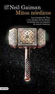 Mitos nórdicos (Áncora & Delfín) – Neil Gaiman, Claudia Conde Fisas [ePub & Kindle]