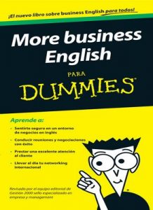 More business English para Dummies – V. A. [ePub & Kindle]