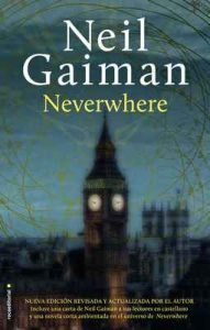 Neverwhere – Neil Gaiman, Mónica Faerna [ePub & Kindle]