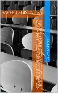Temario Simplificado para Auxiliar de la Administración General del Estado: Parte Legislativa – Ferran Coria [ePub & Kindle]