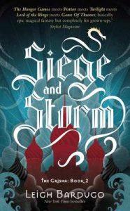 The Grisha: Siege and Storm: Book 2 – Leigh Bardugo [ePub & Kindle] [English]