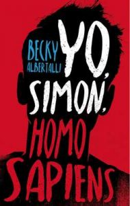 Yo, Simon, Homo Sapiens (Latidos) – Becky Albertally [ePub & Kindle]