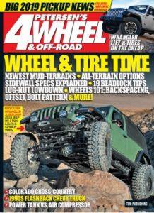 4 Wheel & Off Road – June, 2018 [PDF]