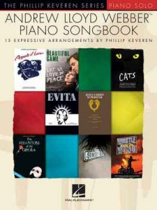 Andrew Lloyd Webber Piano Songbook: The Phillip Keveren Series – Phillip Keveren [ePub & Kindle] [English]