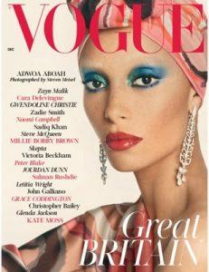 British Vogue – December, 2017 [PDF]