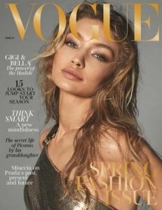 British Vogue – March, 2018 [PDF]