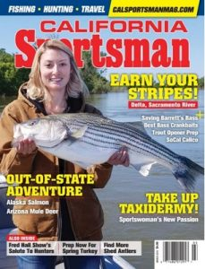 California Sportsman – March, 2018 [PDF]