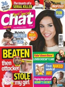 Chat Passion – April, 2018 [PDF]
