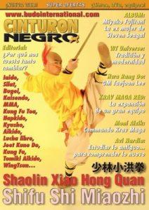 Cinturon Negro nº 354 – 1 Marzo, 2018 [PDF]