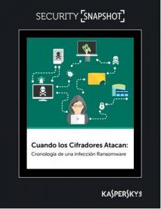 Cuando los Cifradores Atacan: Cronología de una infeccion Ransomware – Kaspersky Lab [PDF]