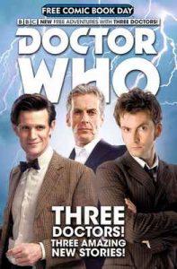 Doctor Who: Free Comic Book Day – Nick Abadzis, Al Ewing [ePub & Kindle] [English]