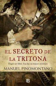 El secreto de la Tritona – Manuel Pinomontano [ePub & Kindle]
