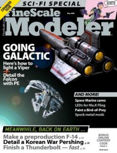 FineScale Modeler – May, 2018 [PDF]