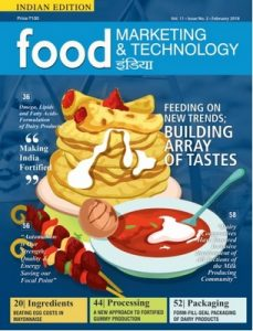 Food Marketing & Technology India – February, 2018 [PDF]