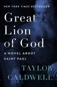 Great Lion of God: A Novel About Saint Paul – Taylor Caldwell [ePub & Kindle] [English]