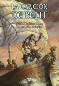 La canción de Bêlit – Rodolfo Martínez, Robert E. Howard [ePub & Kindle]