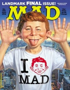 MAD Magazine – May, 2018 [PDF]