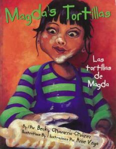 Magda's Tortillas / Las tortillas de Magda (Piñata Books) – Becky Chavarría-Cháirez, Anne Vega [ePub & Kindle] [English]