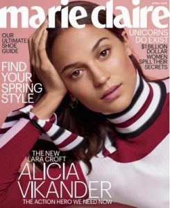 Marie Claire USA – April, 2018 [PDF]