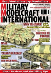 Military Modelcraft International – March, 2018 [PDF]