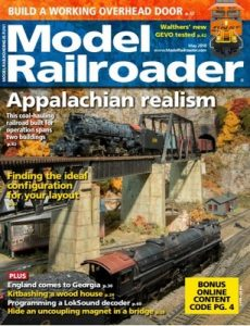 Model Railroader – May, 2018 [PDF]