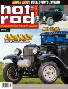 NZ Hot Rod – April, 2018 [PDF]
