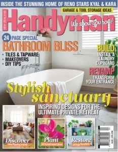 New Zealand Handyman – April, 2018 [PDF]