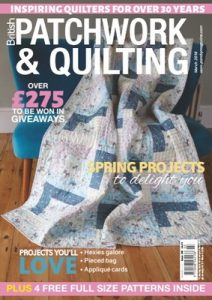 Patchwork & Quilting UK – March, 2018 [PDF]