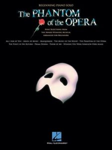 Phantom of the Opera Songbook – Andrew Lloyd Webber [ePub & Kindle] [English]