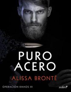 Puro acero (Operación Khaos) – Alissa Brontë [ePub & Kindle]