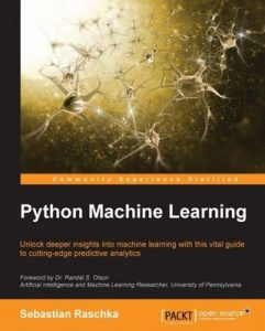 Python Machine Learning (1st Edition) – Sebastian Raschka [ePub & Kindle] [English]