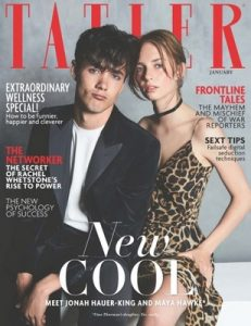 Tatler UK – January, 2018 [PDF]