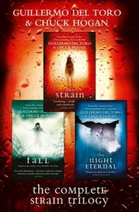 The Complete Strain Trilogy: The Strain, The Fall, The Night Eternal – Guillermo del Toro [ePub & Kindle] [English]
