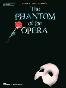 The Phantom of the Opera Songbook: Vocal Selections (Vocal Line with Piano Accompaniment) – Andrew Lloyd Webber [ePub & Kindle] [English]