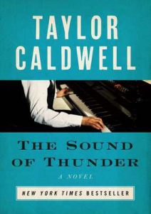 The Sound of Thunder: A Novel – Taylor Caldwell [ePub & Kindle] [English]